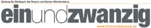 21 - EINundZWANZIG - Zeitung für Stuttgart, die Region und Baden-Württemberg