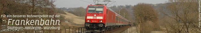 Bürgerinitiative 780 Frankenbahn