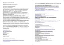 Pressemitteilung der Initiative Barriere-Frei | Offener Brief an die Landesregierung: Zukünftige Beauftragte für behinderte Menschen (05.08.2011) [PDF-Datei, 2 Seiten, 25 KB]