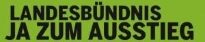 """Landesbündnis """"JA zum Ausstieg"""": www.s21-volksabstimmung.de + www.ja-zum-ausstieg.de"""