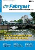 ProBahn - Der Fahrgast: Zeitschrift von PRO BAHN mit eigener Stuttgart 21-Rubrik