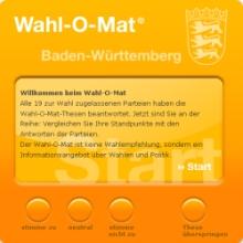 Das Wahl-O-Mat für die Landtagswahl Baden-Württemberg am 27.03.2011