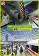 Für K21 - Gute Gründe für Kopfbahnhof 21 | Kopfbahnhof 21 ist der Fortschritt mit den folgenden Gründen: 1. Fortschritt!, 2. Lebensqualität!, 3. Demokratie!, 4. Moderne Verkehrspolitik!, ... Und viele weitere Gründe!