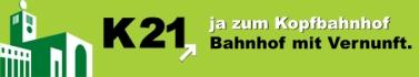 Kopfbahnhof-21 - Aktionsbündniss gegen Stuttgart 21